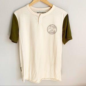 Dutch Bros Baseball Style Tshirt Medium